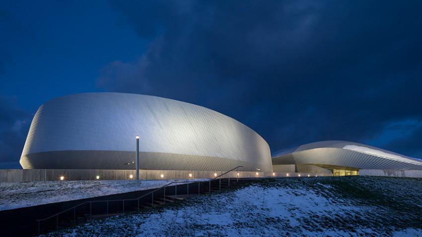 Ny arkitektpris til Den Blå Planet
