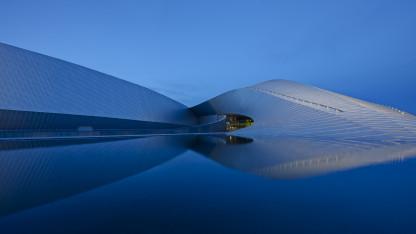 Arkitekturpris til Den Blå Planet