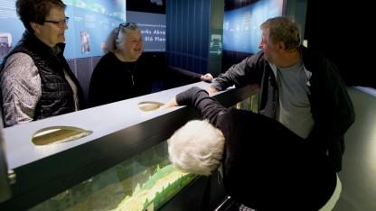 Danmarks Akvarium fejrede 80 år, der gik i fisk