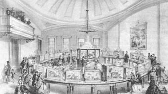 Sådan så akvarier ud for 150 år siden