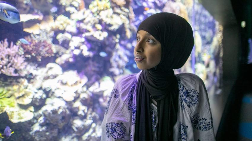 """Drukneulykke forandrede Cawo Hassan Hirsis liv: """"Jeg vil for fanden godt mit liv"""""""