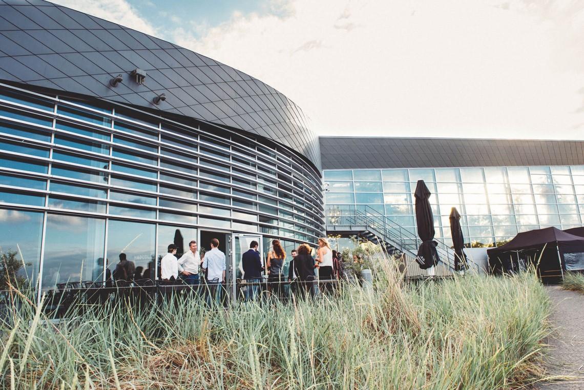 Hold en skøn grillfest på kanten af Øresund